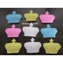 50 Mini Coroas De Sabonete Para Lembrancinha