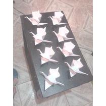 Forminhas De Doces Tsuru Origami 100 Unidades De 12 Cm Cada