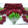 Tulipa De Tecido - Lembrancinha Joaninha Aromatizada Epérola
