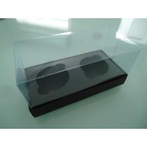 20 Caixas Dupla Para Mini Cupcake R$ 40,00