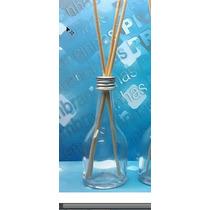 10 Aromatizadores 50 Ml Vidro Frasco Mod. Mini Champanhe