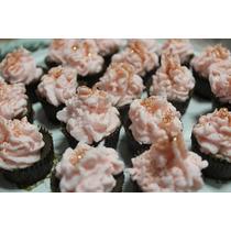 Sabonete Artesanal - Mini Cupcakes