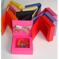 20 Un - Caixas Para Lembrancinhas Em Papel 180 Ou 220 Gramas