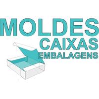 Vetores 0065 - Moldes De Caixas / Embalagens