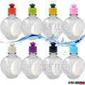 Emb C/ 10 Squeezes Modelo Agua Mineral P/ Personalizar 300ml