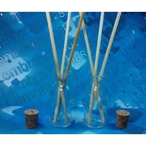 10 Kits Aromatizador Frasco 10 Ml Vidro Penicilina Difusor G