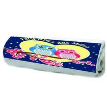Toalha De Banho Personalizada Dia Das Mães Corujas