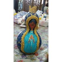 Santa Nossa Senhora Aparecida Em Cabaça