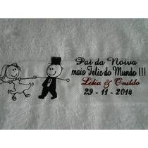 Lembrancinha Bordada Dia Das Mães Casamento Bebê