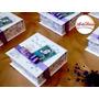 Caixa Convite Box 15 Anos, Com Foto - Lembrancinha Debutante
