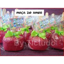 Lembrancinha Toalha Toalhinha Maça Amor Chá Panela Cozinha