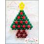 10 Chaveiros Pinheiro De Natal (chaveiro Ou Imã)