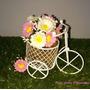 Mini Bicicleta Aramada Lembrancinha Decoração Festa
