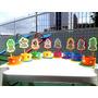 05 Lembrancinhas Angry Birds / Mini Enfeite Mesa = R$ 9,90