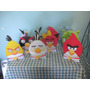 Angry Birds Display De Mesa ,infantil,mdf