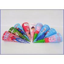 Cones Personalizados Guloseimas Lembrancinha Aniversário