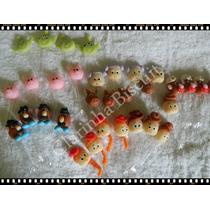 Toy Story Biscuit Biscuit Mini Colherzinha Kit C/ 30 Peças