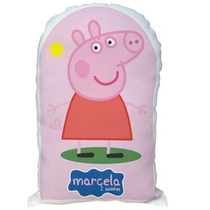 Almofadas Tema Peppa Pig Lembrancinhas Festa Aniversário