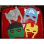 Lembnrancinha Mascaras Super Herois, 3,50 Cada, Em Eva