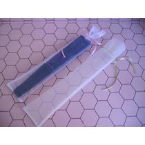 Saquinho De Organza P/leque Tam. 6cm X 30cm C/60 Unidades