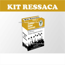 30 Kit Ressaca Fisioterapia, Lembrancinhas Para Formatura