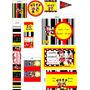 Adesivos Personalizados Para Sua Festa Ou Confraternização