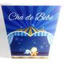 Kit Festa Chá De Bebe Para Menino Para 30 Pessoas