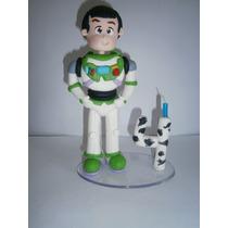 Toy Story Em Biscuit Topo De Bolo