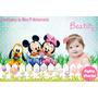 Arte Digital Convite Personalizado Gatinha Marie Baby Disney