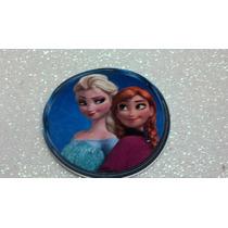 Frozen - 30 Adesivos Para Garrafinha De Água O Filme 5cm