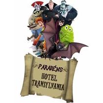 Hotel Transilva Display De Mesa ,festa Infantil,mdf 15 Peças