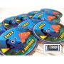 90 Topper Toten Topo P/ Doces Docinhos Cupcake Nemo