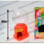 Baleiro Candy Machine 10cm Todas As Cores - Kit 50 Unidades