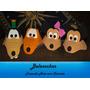 Bonés Em Eva Disney Kit Com 10 Unidades