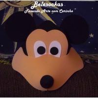 Mickey Mouse Bonés Em Eva Disney