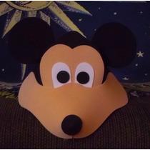 Boné Eva Disney Mickey E Minnie Mouse