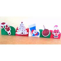 Forminhas De Doces Personalizadas - Natal