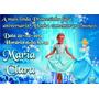 30 Convites Aniversário Infantil Personalizado 10cm X 7cm