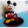Topo De Bolo Mickey Mouse