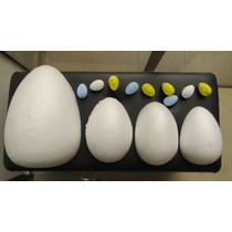 Ovos De Isopor - Festas - Páscoa - Dinossauro - Kit Especial