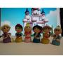 Princesas Da Disney Em Biscuit