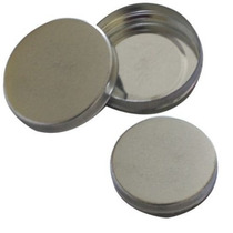 100 - Latinhas De Aluminio - 5x1 / Tubetes - Caixinha