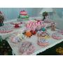 Caixa Casa Onibus Bala Cone Tag Peppa Pig Kit Personalizado