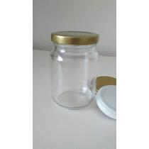 10 Potes De Vidro 250ml-lembrancinhas\doces\geleias