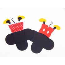 Forminhas Doces Minnie E Mickey Festa Infantil Personalizado