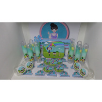 Kit Festa Infantil Personalizada Luna