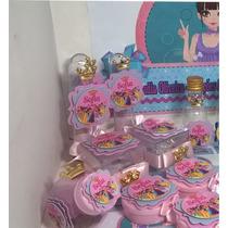 Kit Festa Infantil Princesas Linha Glamour-faço Outro Temas