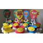 Enfeites De Mesa Toy Story 5 Unidades