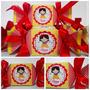 50 Caixa Bala+50 Cones Personalizados+fita De Cetin+saquinho