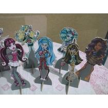 Monster Hight De Mesa ,personalizado, Festa Infantil,mdf